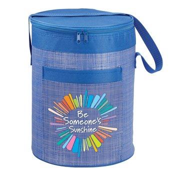 Be Someone's Sunshine Brookville Barrel Cooler Bag