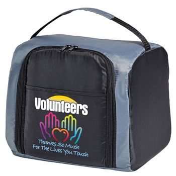Volunteers: Thanks So Much For The Lives You Touch Springfield Lunch/Cooler Bag