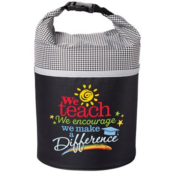 We Teach We Encourage We Make A Difference Bellmore Cooler Lunch Bag