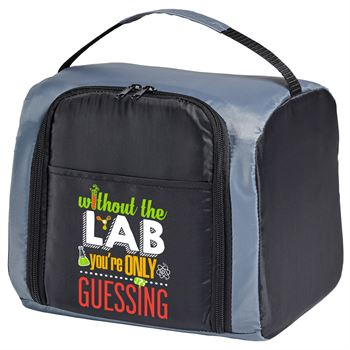 Without The Lab You're Only Guessing Springfield Cooler Lunch Bag