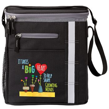 It Takes A Big Heart To Help Shape Growing Minds Westbrook Lunch/Cooler Bag