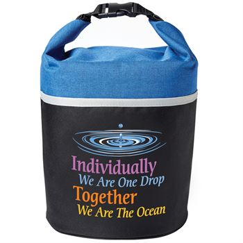 Individually We Are One Drop, Together We Are The Ocean Bellmore Cooler Lunch Bag