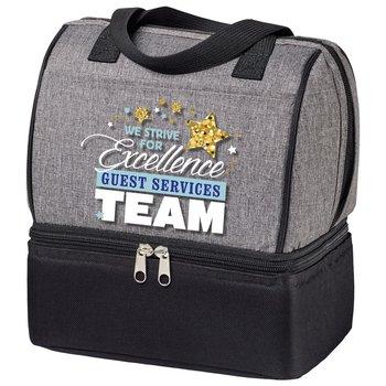 Guest Services Team: We Strive For Excellence Riverton Lunch/Cooler Bag