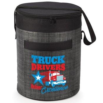 Truck Drivers Deliver Excellence Brookville Barrel Cooler Bag