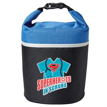 Superheroes In Scrubs Bellmore Cooler Lunch Bag