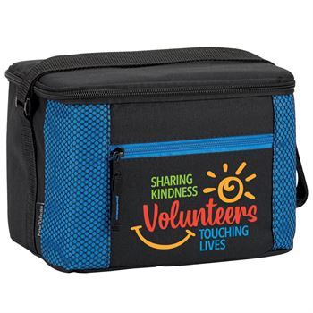 Volunteers: Sharing Kindness, Touching Lives Atlantic Lunch/Cooler Bag