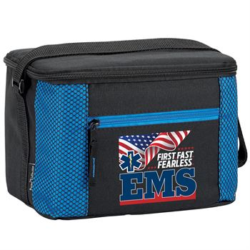 EMS: First. Fast. Fearless Atlantic Lunch/Cooler Bag