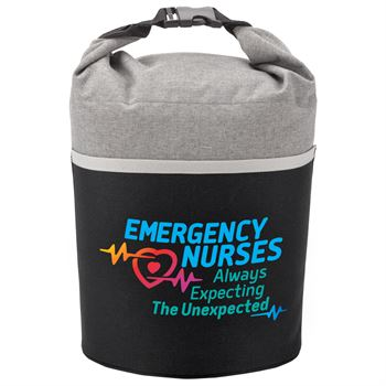 Emergency Nurses: Always Expecting The Unexpected Bellmore Lunch Cooler Bag