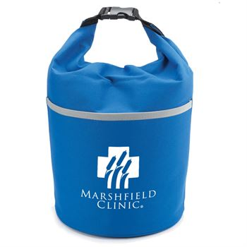 Blue Bellmore Cooler Lunch Bag - Personalization Available