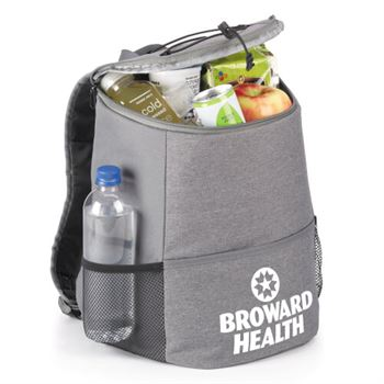 Hemingway Backpack Cooler - Personalization Available