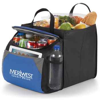 Berkeley Cooler with Collapsible Storage Cube - Personalization Available