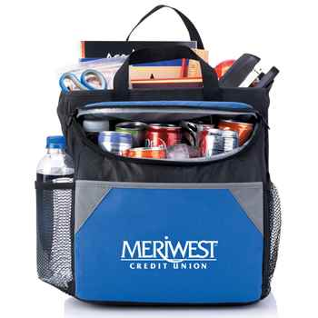 Berkeley Cooler with Collapsible Storage Cube