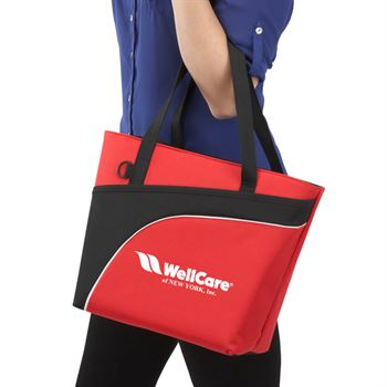 Harvard Red Lunch/Cooler Bag - Personalization Available