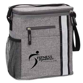 Gray Westbrook Lunch/Cooler Bag - One-Color Personalization Available