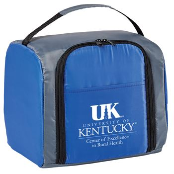 Blue Springfield Lunch/Cooler Bag - Personalization Available