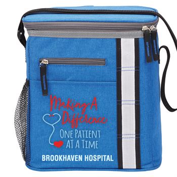 Making A Difference One Patient At A Time Westbrook Lunch/Cooler Bag - Personalization Available
