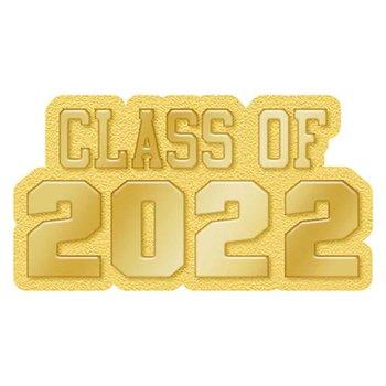 Class Of 2022 Lapel Pin