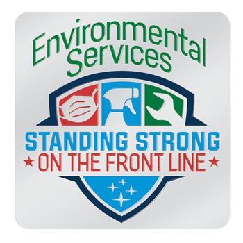 Environmental Services: Lapel Pin With Presentation Card