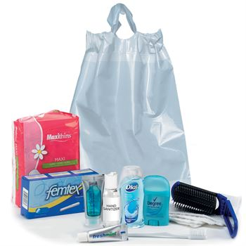 Female 11-Piece Hygiene Kit Combo