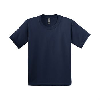 Youth Short Sleeved 100% Cotton T-Shirt By Gildan®