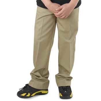 Child Unisex Khaki Pants