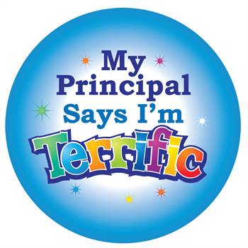 Principal's Award Assortment Stickers-On-A-Roll