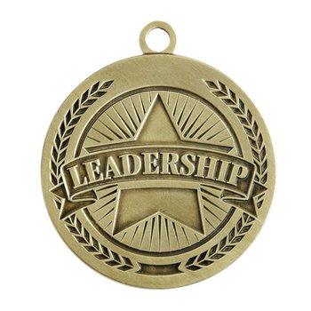 Leadership Gold Academic Medallion