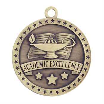 Academic Excellence Gold Academic Medallion