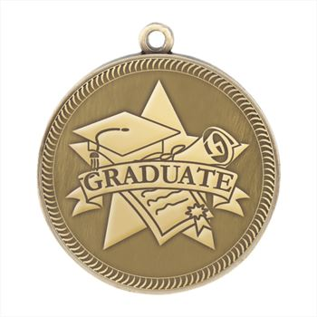Graduate Arts Gold Academic Medallion