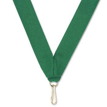 "Green 30"" Neck Ribbon"