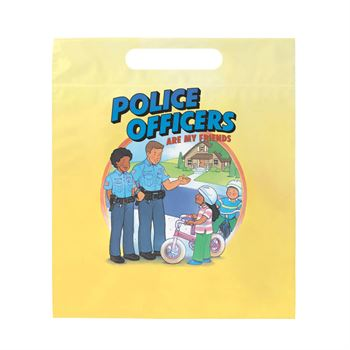 Police Department 400-Piece Open House Kit