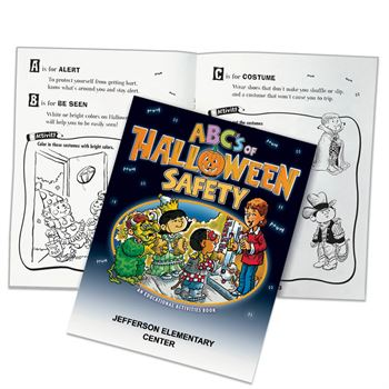 Halloween Safety Celebration Pack - 300 items