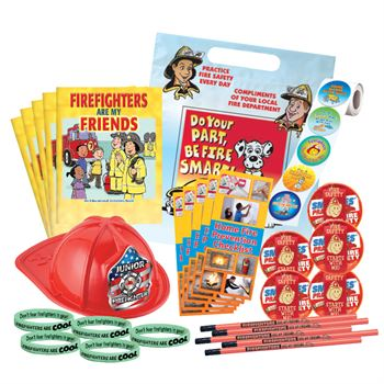 Fire Prevention Open House 900-Piece Kit