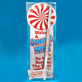 Make A Commit-MINT To Do Your Best On The Test! Value Pack