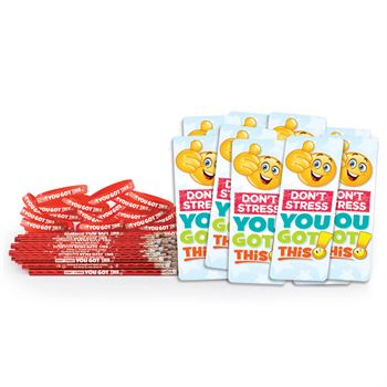 Don't Stress, You Got This! 300-Piece Value Pack