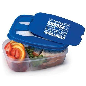 Choose Wellness Lunch Bag & 100 Smart Wellness Strategies Handbook Combo