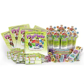 MyPlate 525-Item Assortment Pack