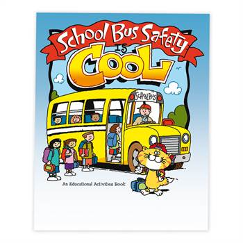 School Bus Safety Is Cool 500-Piece Value Kit
