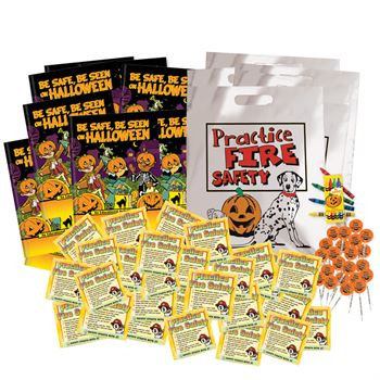 Halloween 500-Piece Celebration Pack