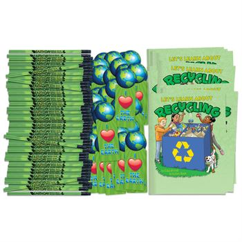 Earth Day 270-Piece Celebration Pack #1