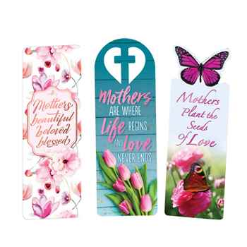 Mothers Bookmark Assortment Set