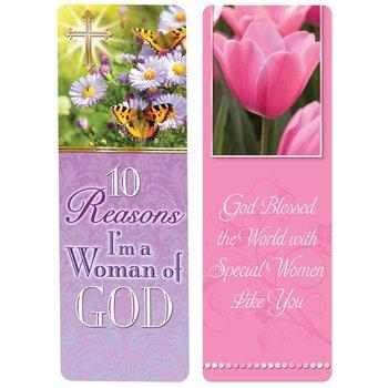 Women's Bookmark 30-Piece Assortment Set