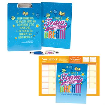 It Takes A Team To Help Children Dream 3-In-1 Gift Set Combo