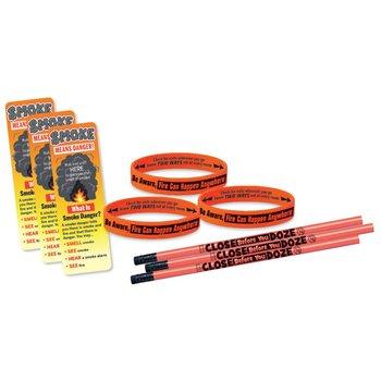 Fire Prevention 300 Piece Kit