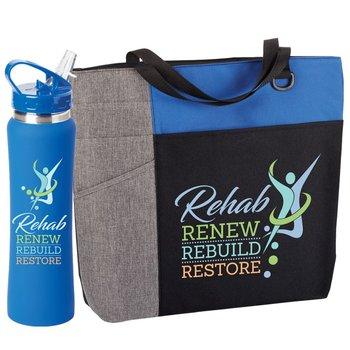 Rehab: Renew, Rebuild, Restore Ashland Tote & Timber Tumbler Combo