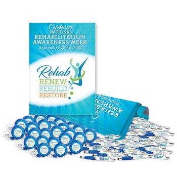 Rehab: Renew, Rebuild, Restore Celebration Pack