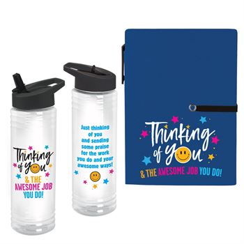 Thinking Of You And The Awesome Job You Do Virtual Meeting Kit