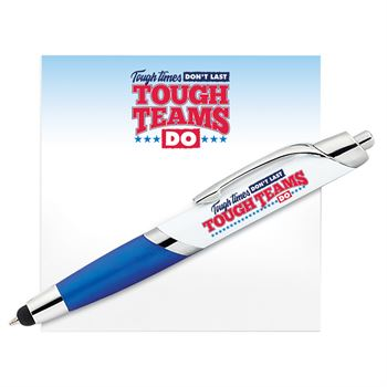 Tough Times Don't Last Tough Teams Do Aventura Pen And Pad