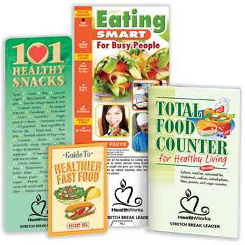 Eating Smart Value Pack - Personalization Available