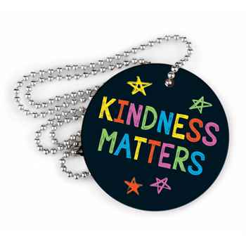 Kindness Matters Award Tag With 4